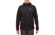 The North Face Men&#039;s Mawang Full Zip avec capuche noir